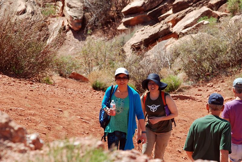 people travel adventure companionship sister friendship mountain sisterhood photo