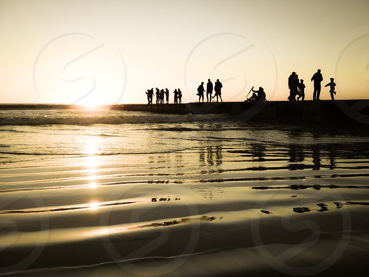 Chasing sunsets photo