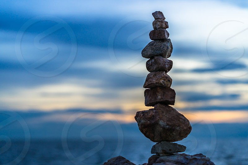 Get some balance in your life. photo