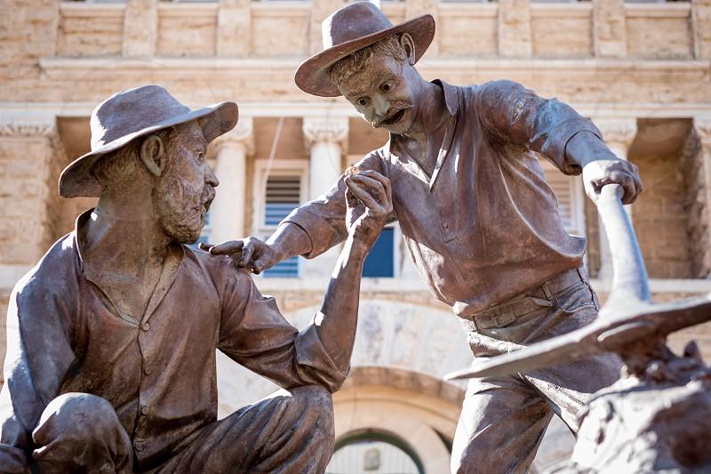Perth Mint museum  city centre photo