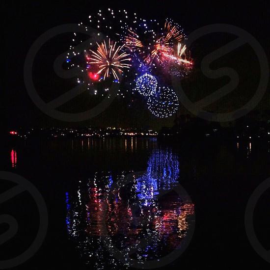 Mission Bay Fireworks San Diego photo