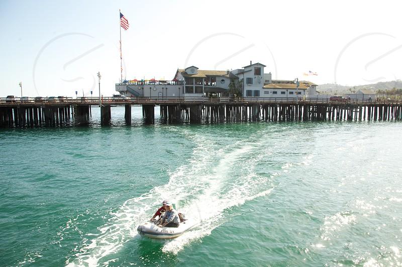 Santa Barbara Wharf photo