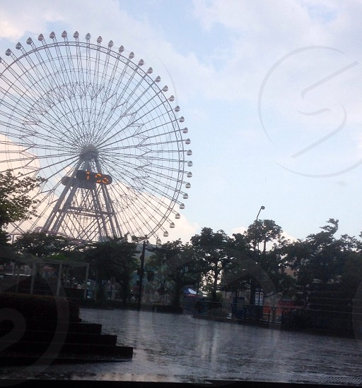 ferries wheel photo