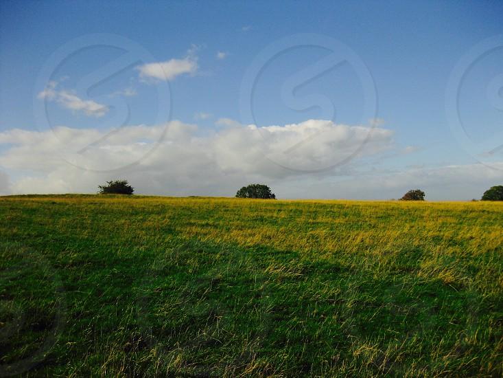 Hill of Tara County Meath Ireland November 2013 photo