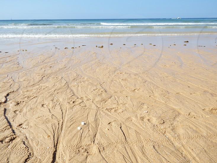 Low tide photo