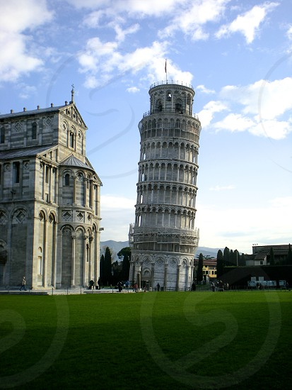 Leaning Tower of Pisa. photo
