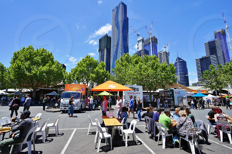 Queen Victoria Market - Melbourne Australia photo