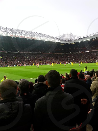 Old Trafford-The theater of dreams home of Manchester United photo