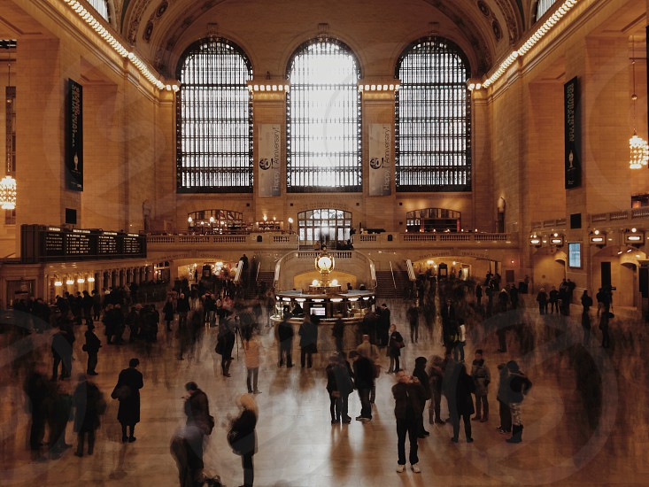 Grand central station photo photo