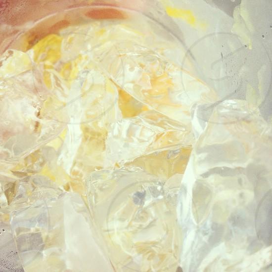 Lemonada in the sun.  photo