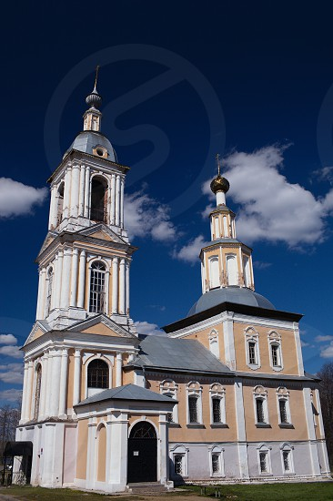 Church of Kazan Mother of God in Uglich Russia photo