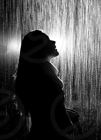 Rain Room - The Barbican London  photo