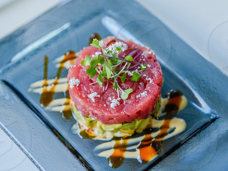 Tuna Tartare photo