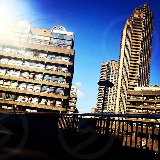 The Barbican Centre London photo