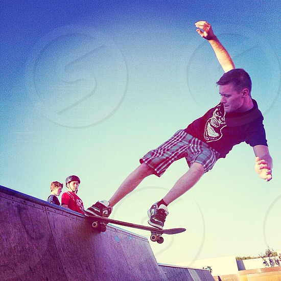 LYF Attire | Skatepark Photoshoot | Living Lyf Project photo