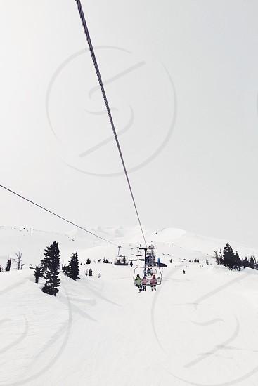 Skiing @ Mt. Bachelor photo