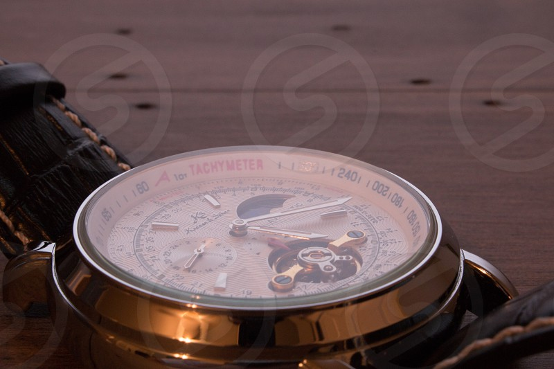 Moon Face Watch Dial photo
