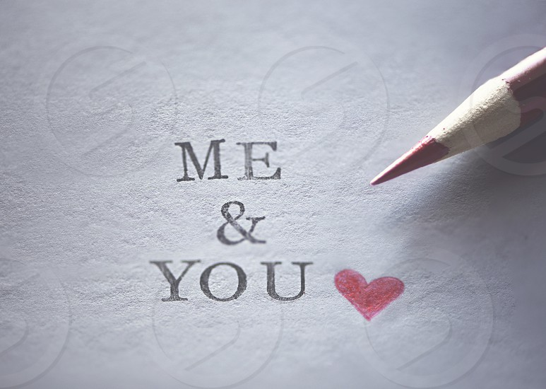 Me and you  photo