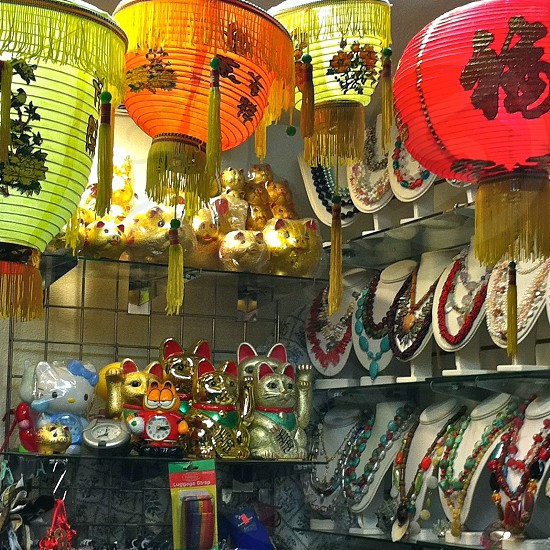 Shop Chinatown business  photo
