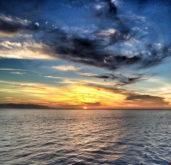 Sunset cruise Mexico  photo