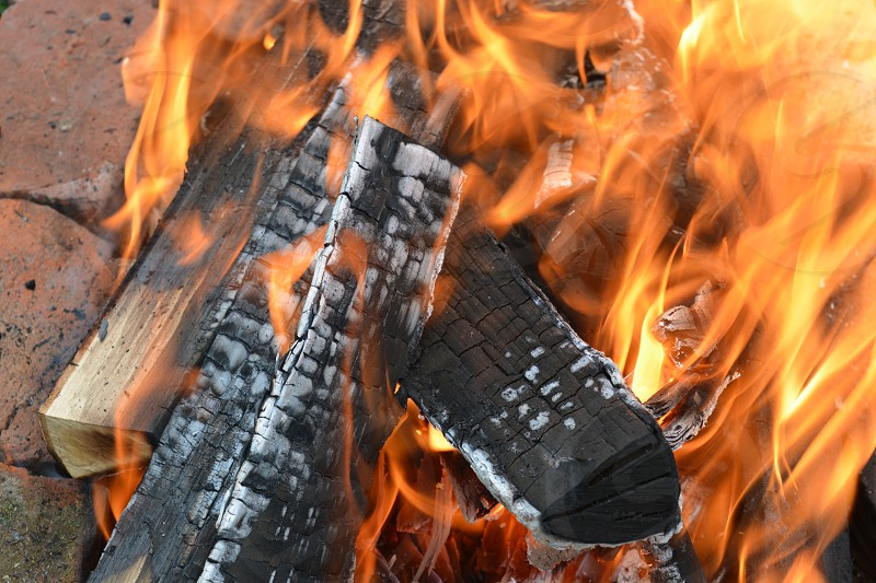 fireflamefirewood photo