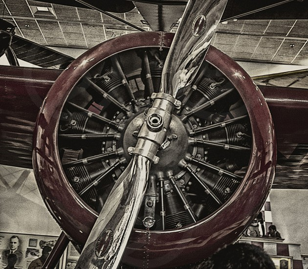 """Prop 2"" airplanes transportation aviation photo"