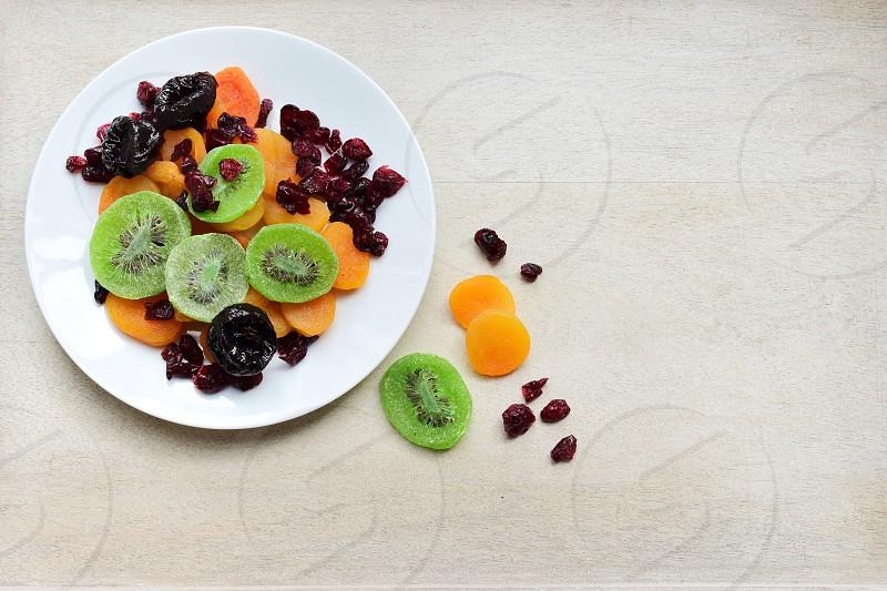 Dry fruit  photo