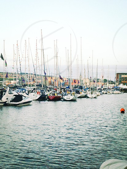Derry quay photo
