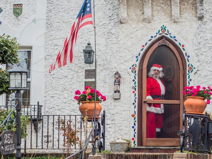 American Santa photo