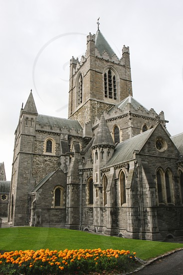 St. Patrick's Cathedral in Dublin Ireland. photo