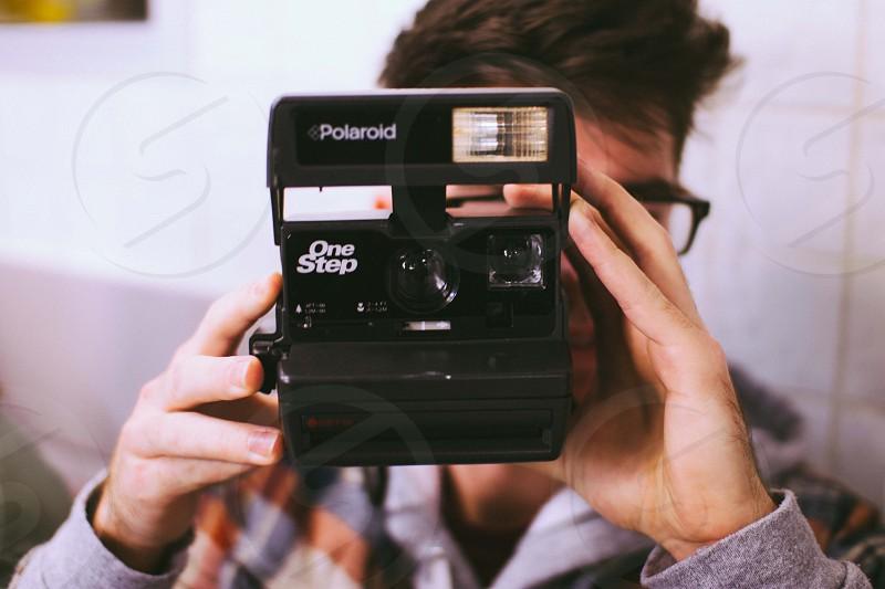 Poloroid camera photography photographer photo