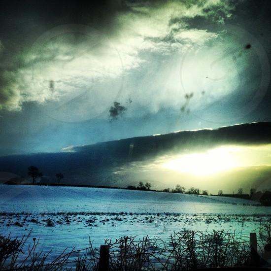 Winter Ireland  photo