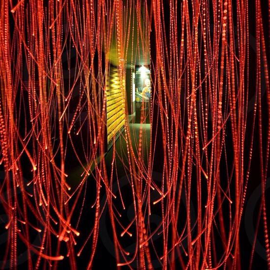 red door decor photo