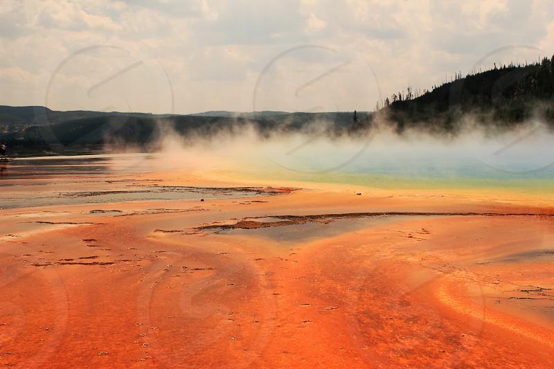 orange mud photo