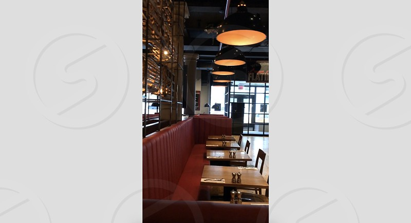 Burger and Lobster restaurant photo