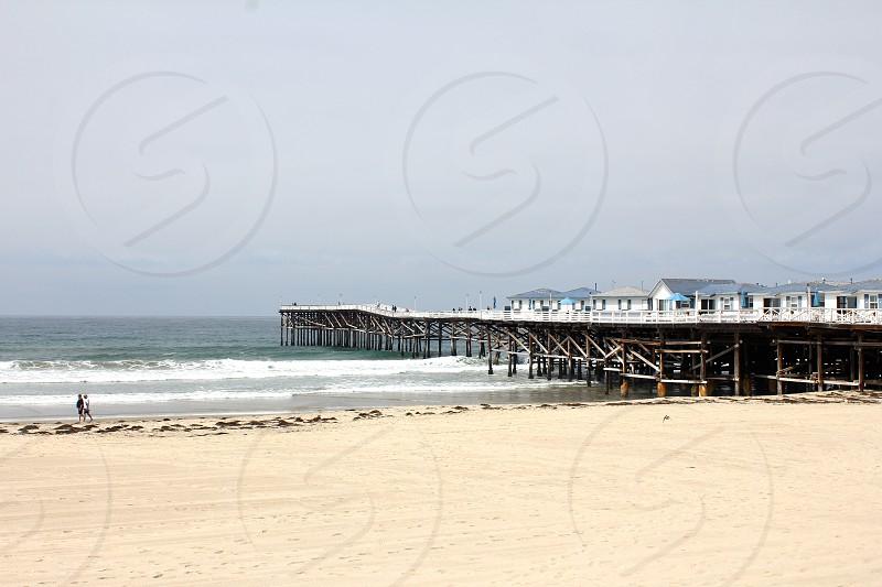 San Diego California.  photo