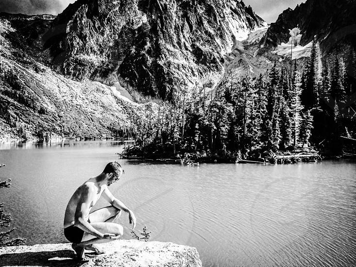 Colchuck lake photo