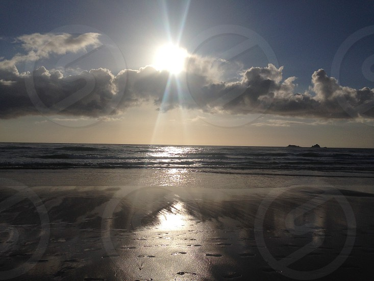 Constantine bay cornwall  photo