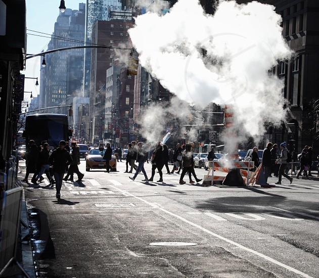 New York Steam photo