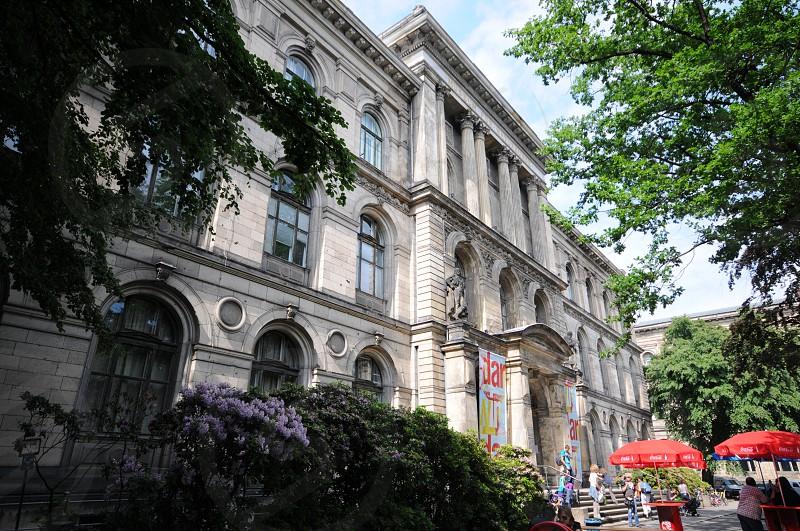 Museum für Naturkunde in Berlin. Germany. photo
