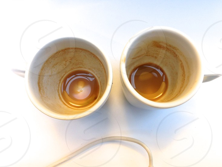 in need of a double shot of espresso #iseefaces photo
