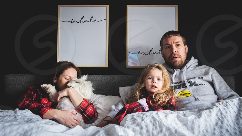 Mornings family moments. Home sweet Home photo