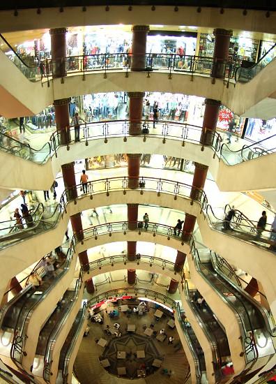 Inside Talaat Harb Mall Cairo photo