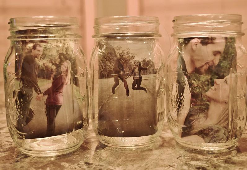 Mason Jar Coule photo