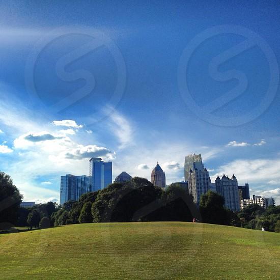 Atlanta Georgia skyline  photo