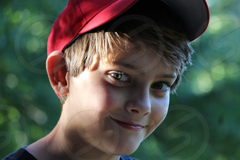 youth boy outdoors photo