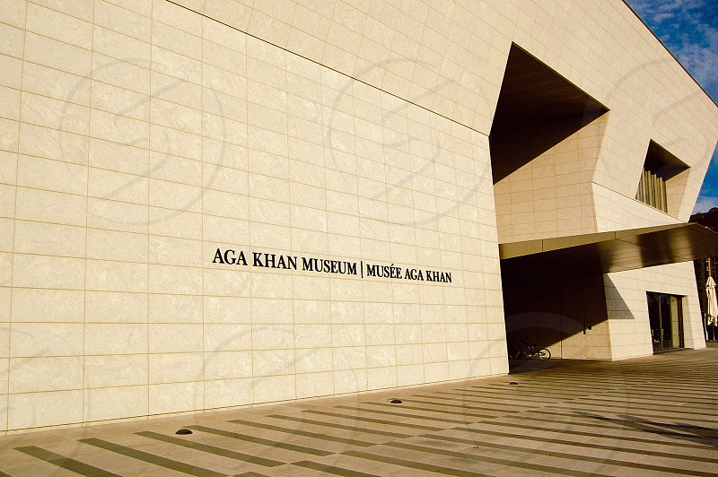 Museum architecture building geometric photo