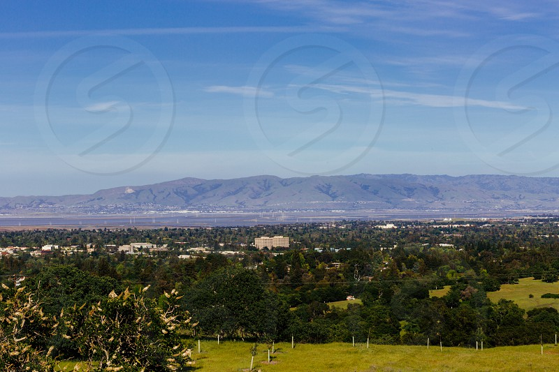 View from The Stanford Dish photo