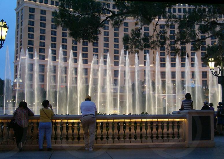 fountain view photo