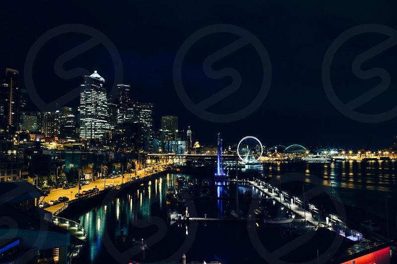 London Eye photo